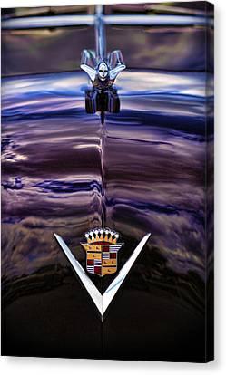 1949 Cadillac Canvas Print by Gordon Dean II
