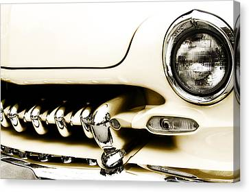 1949 Mercury Canvas Print by Scott Norris