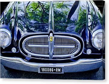 1952 Ferrari 212 Vignale Front End Canvas Print by Jill Reger