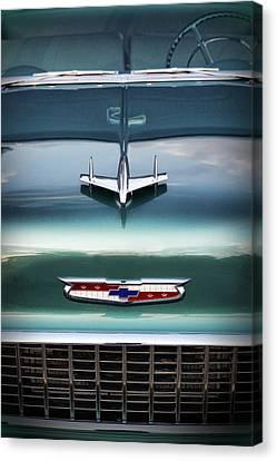 1955 Chevy Bel Air Canvas Print by Gordon Dean II