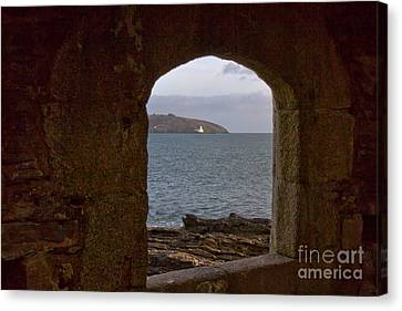Falmouth Harbour  Canvas Print by Brian Roscorla