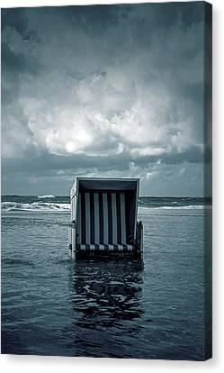 Flood Canvas Print by Joana Kruse