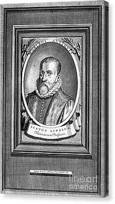 Justus Lipsius (1547-1606) Canvas Print by Granger