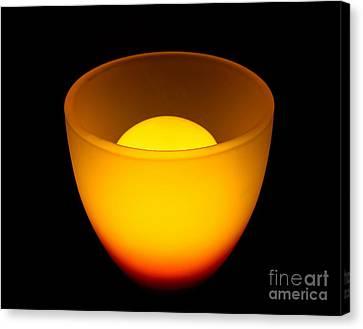 Light Lamp Canvas Print by Odon Czintos