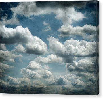 My Sky Your Sky  Canvas Print by JC Photography and Art