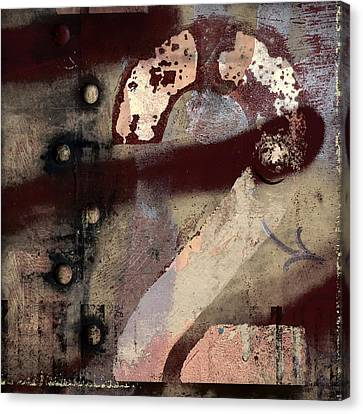 2 Squared Canvas Print by Carol Leigh