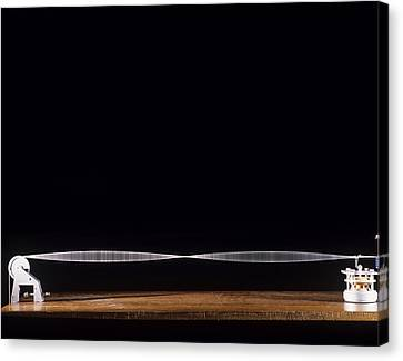 Standing Wave Canvas Print by Andrew Lambert Photography