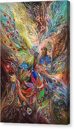 The Three Keys Canvas Print by Elena Kotliarker