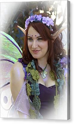 2011 Sarasota Medieval Fair - 03 Canvas Print by Carolyn Marshall