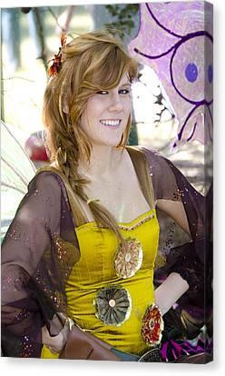 2011 Sarasota Medieval Fair - 04 Canvas Print by Carolyn Marshall