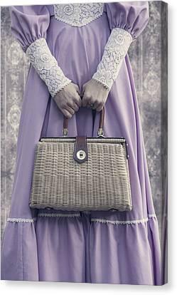 Handbag Canvas Print by Joana Kruse