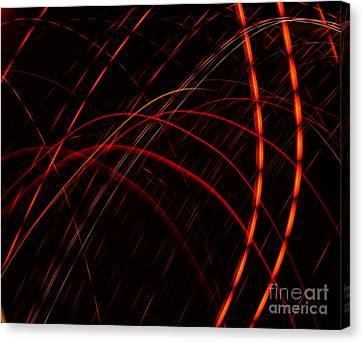 Light Canvas Print by Odon Czintos
