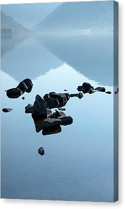 Rocks Canvas Print by Svetlana Sewell