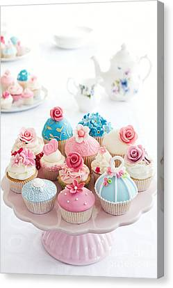 Cupcakes Canvas Print by Ruth Black