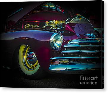 49 Chevy Bad Boy Canvas Print by Chuck Re