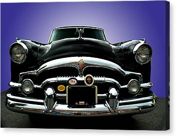 54 Packard Canvas Print by Paul Barkevich