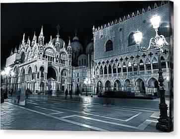 Venice Canvas Print by Joana Kruse
