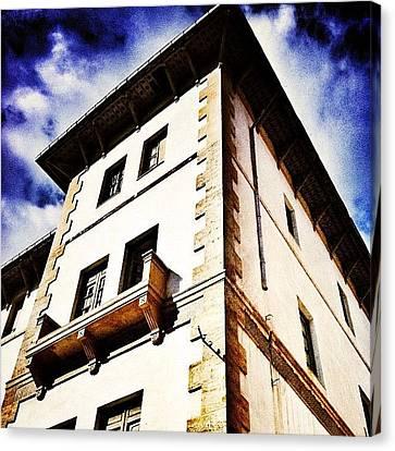 Instagram Photo Canvas Print by Almar.e 🇪🇸