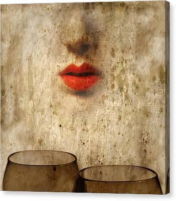 A Memory Of Two Canvas Print by Mostafa Moftah