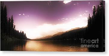 A Twist Of Fate Canvas Print by Janie Johnson
