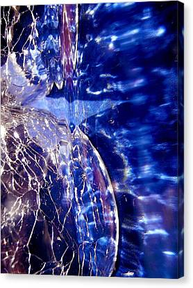 Abstract 2063 Canvas Print by Stephanie Moore