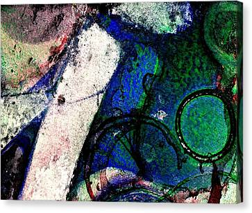 Abstract 56 Canvas Print by John  Nolan