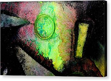 Abstract 59 Canvas Print by John  Nolan