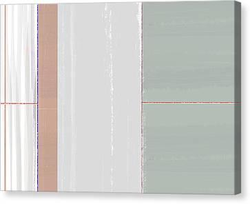 Abstract Light 3 Canvas Print by Naxart Studio