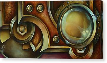 'access Denied' Canvas Print by Michael Lang