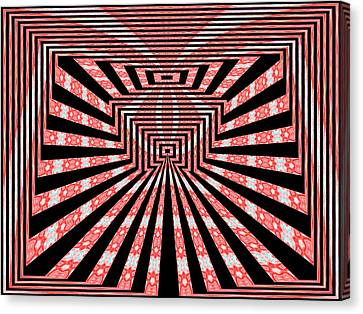 Akira No.7 Canvas Print by Danny Lally