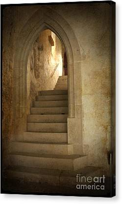 All Experience Is An Arch Canvas Print by Heiko Koehrer-Wagner