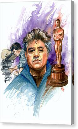 Almodovar Canvas Print by Ken Meyer jr