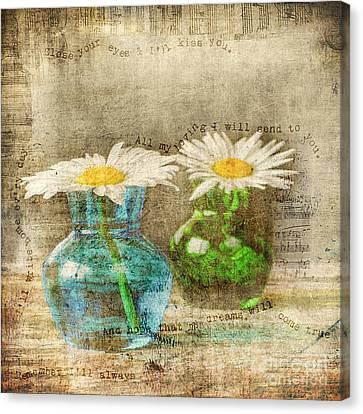 Always Canvas Print by Darren Fisher