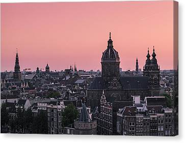 Amsterdam 02 Canvas Print by Tom Uhlenberg