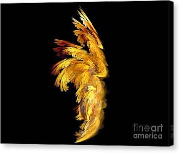 Angel Wings 1 Canvas Print by Kim Sy Ok