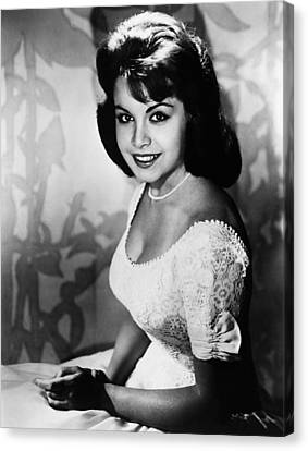 Annette Funicello, 1961 Canvas Print by Everett