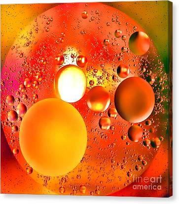 Another World Canvas Print by Olivier Le Queinec