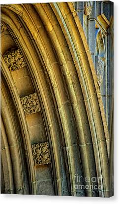 Arch Canvas Print by Kathleen K Parker