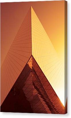 Architecture 3001 Canvas Print by Falko Follert