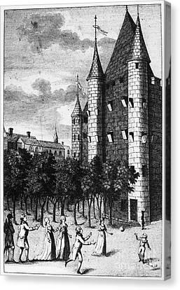 Aristocrat Prisoners, C1793 Canvas Print by Granger