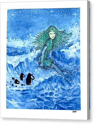 At Your Disposal Canvas Print by Katchakul Kaewkate