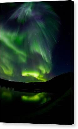 Aurora 2 Canvas Print by Maik Tondeur