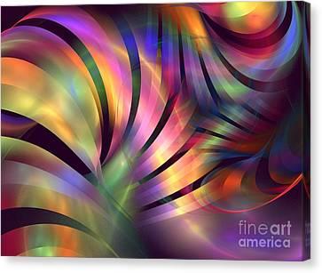 Aurora Borealis Canvas Print by Kim Sy Ok