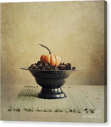 Autumn Canvas Print by Priska Wettstein