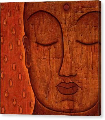 Awakened Mind Canvas Print by Gloria Rothrock