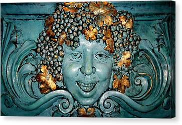 Bacchus Canvas Print by Randall Weidner