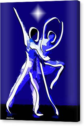 Ballet Canvas Print by Stephen Younts