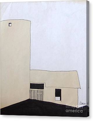 Barn 5 Canvas Print by Rod Ismay