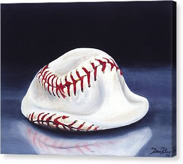 Baseball '04 Canvas Print by Redlime Art