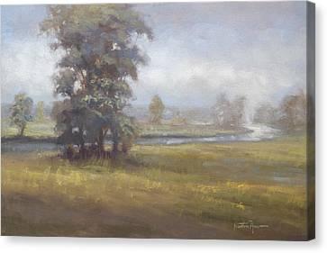 Beckon Canvas Print by Jonathan Howe